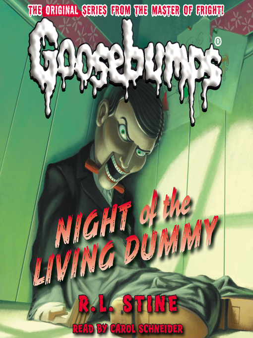 Cover of Night of the Living Dummy