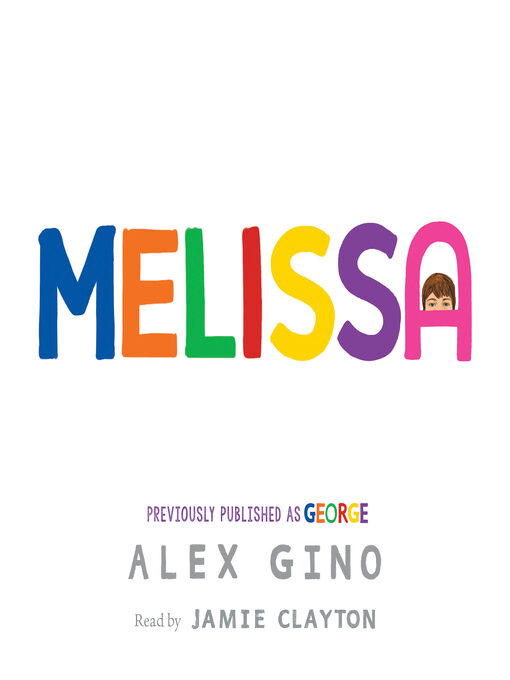 Title details for George by Alex Gino - Wait list