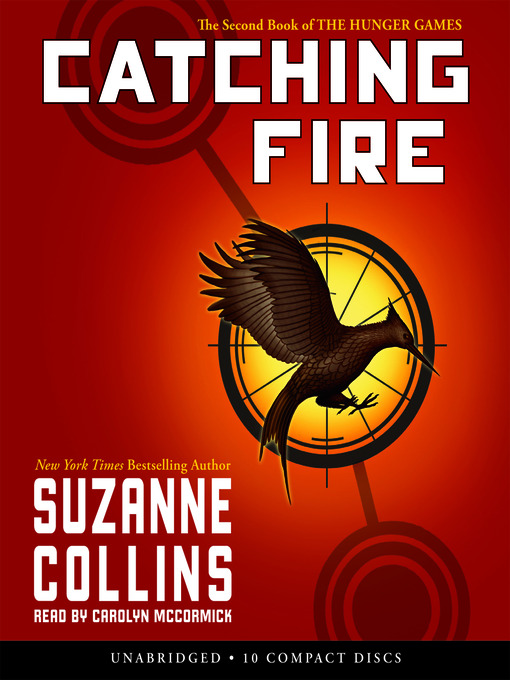 Cover image for book: Catching Fire