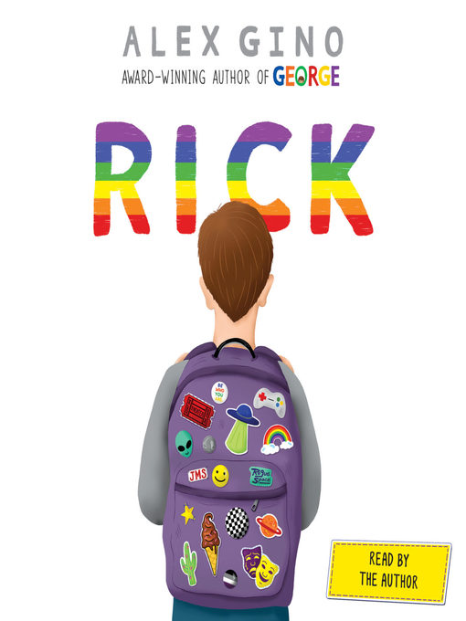 Title details for Rick by Alex Gino - Available
