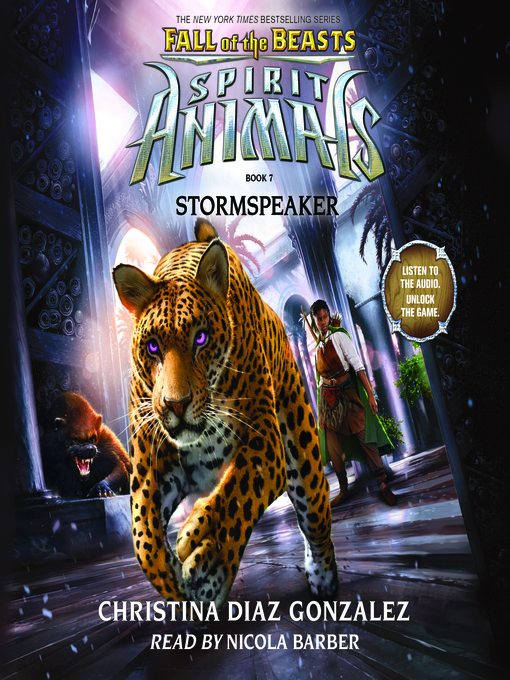 Cover of Stormspeaker