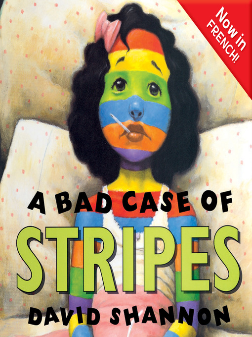 Title details for A Bad Case of Stripes by David Shannon - Available