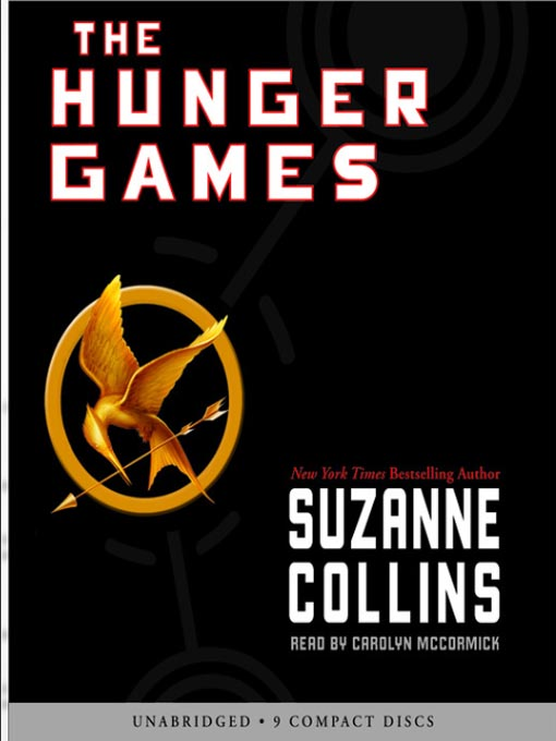 the hunger games audiobook carolyn mccormick