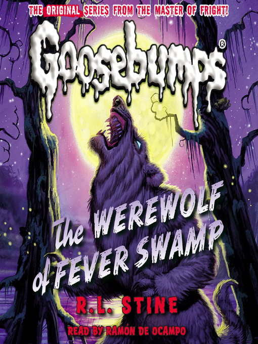 Title details for The Werewolf of Fever Swamp by R. L. Stine - Wait list