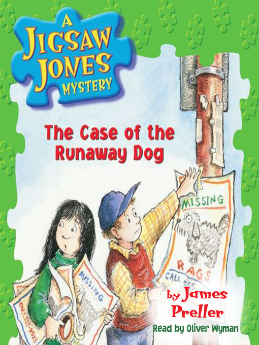 Title details for Runaway Dog by James Preller - Available