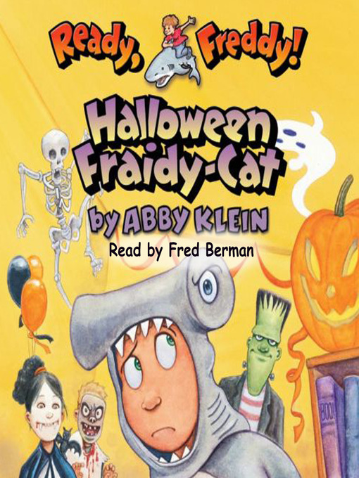 Title details for Halloween Fraidy-Cat by Abby Klein - Wait list