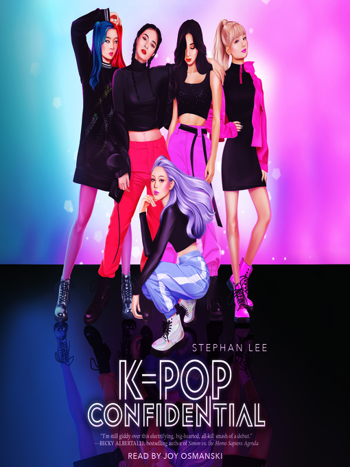 Title details for K-Pop Confidential by Stephan Lee - Available