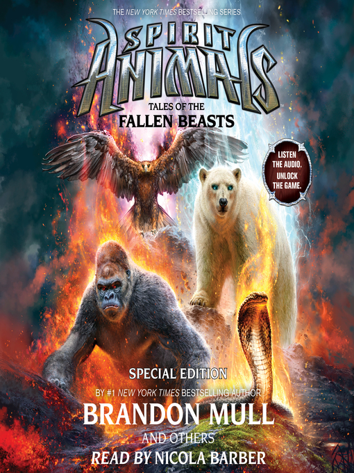 Cover of Tales of the Fallen Beasts