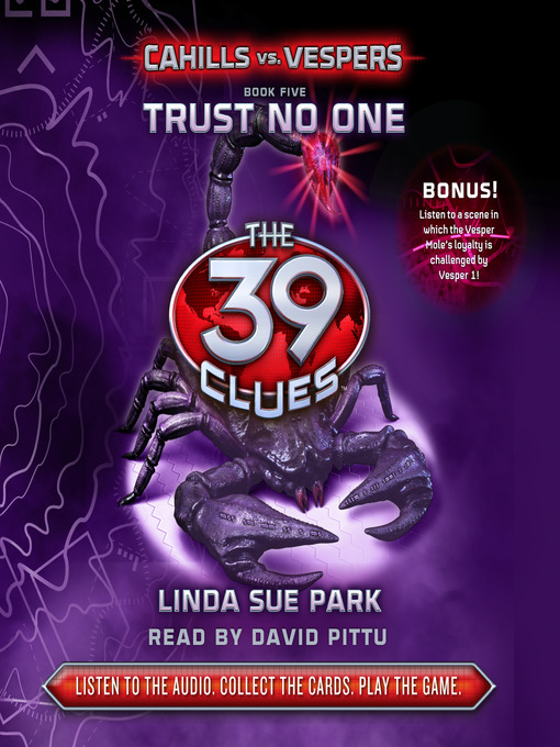 Title details for Trust No One by Linda Sue Park - Available