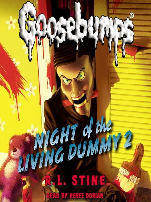 Cover of Night of the Living Dummy 2
