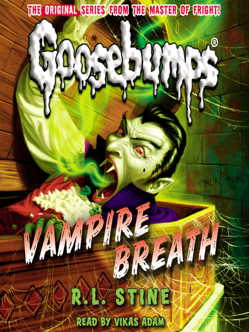 Title details for Vampire Breath by R. L. Stine - Wait list