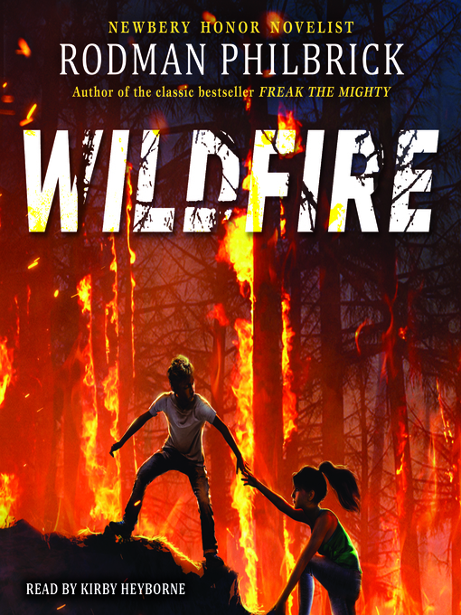 Title details for Wildfire by Rodman Philbrick - Wait list