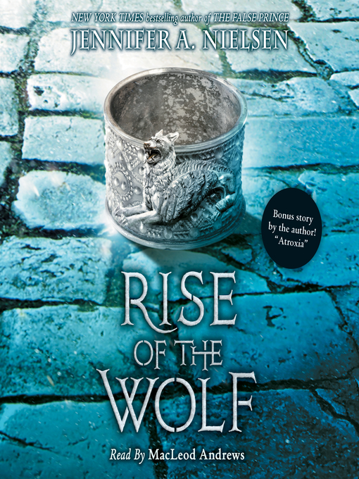 Cover of Rise of the Wolf
