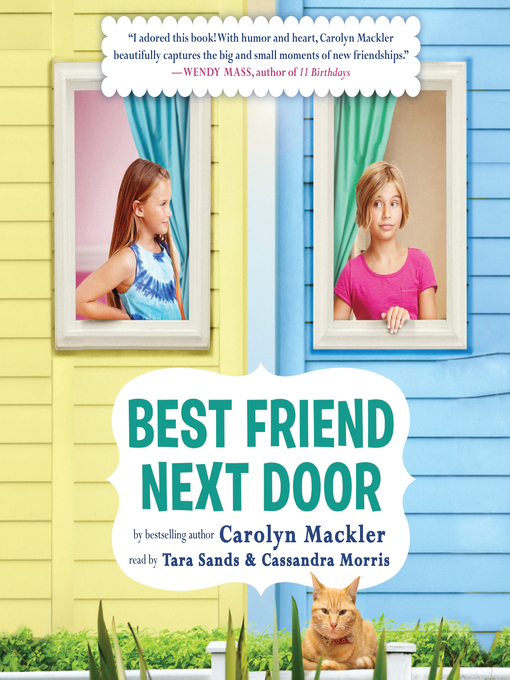 Cover image for Best Friend Next Door