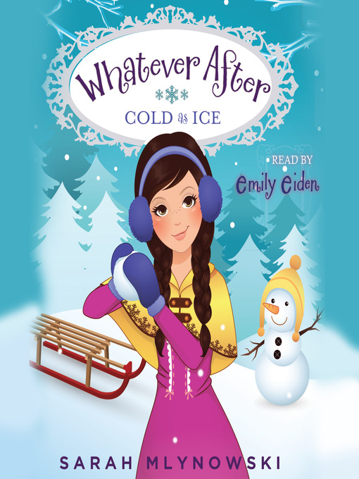 Title details for Cold as Ice by Sarah Mlynowski - Wait list