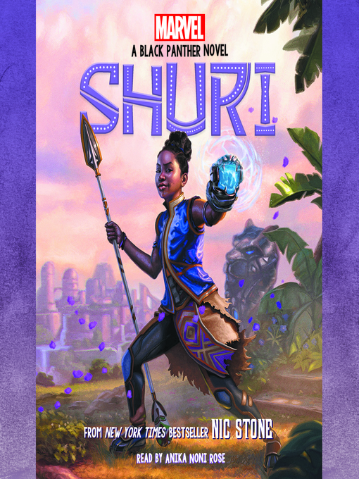 Title details for Shuri by Nic Stone - Available