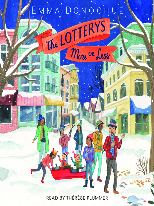 Cover of The Lotterys More or Less