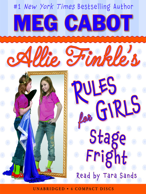 Title details for Stage Fright by Meg Cabot - Wait list