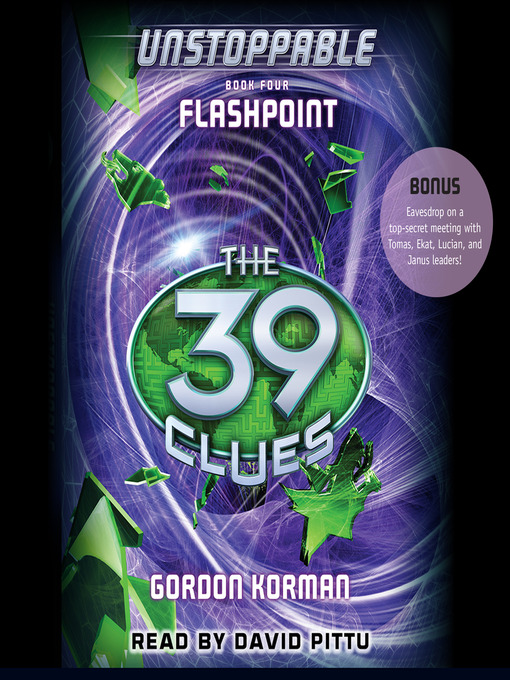 Title details for Flashpoint by Gordon Korman - Available