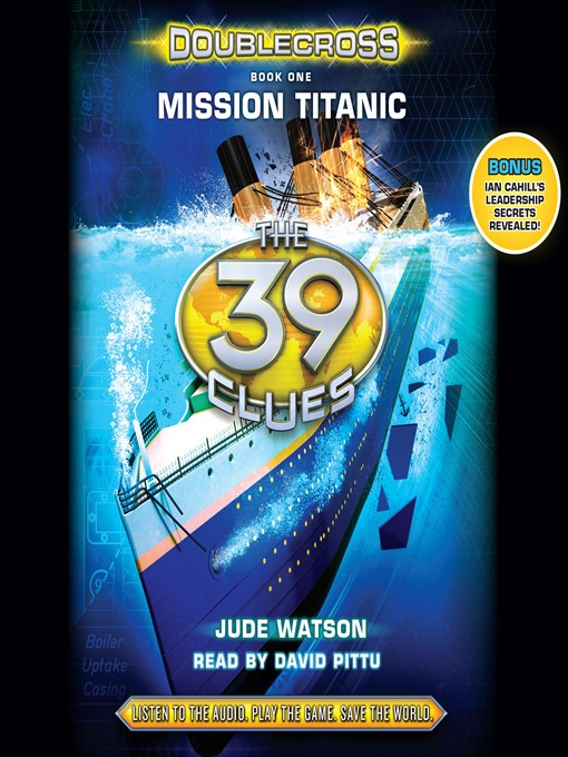 Title details for Mission Titanic by Jude Watson - Available