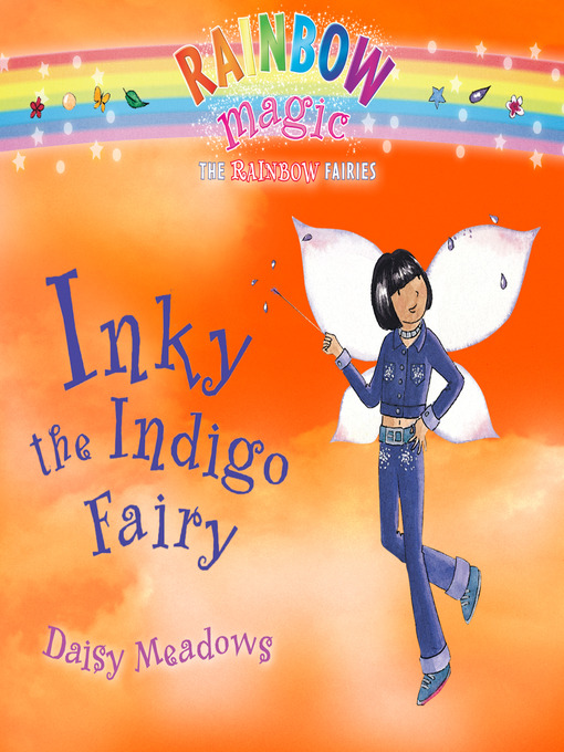 Title details for Inky the Indigo Fairy by Daisy Meadows - Wait list