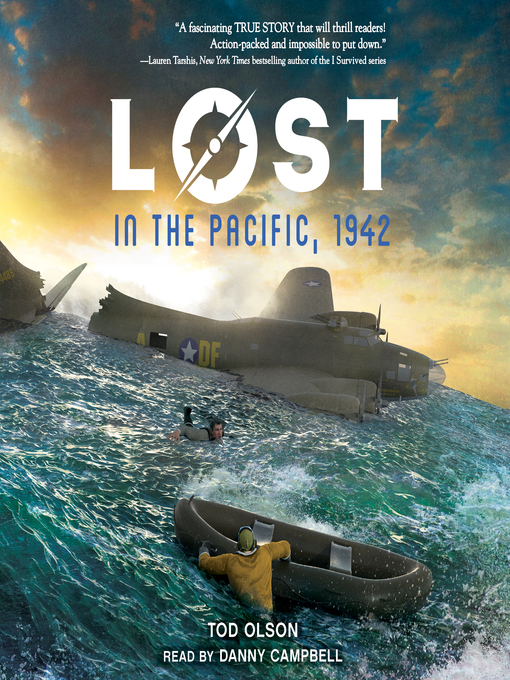 Cover of Lost in the Pacific, 1942: Not a Drop to Drink
