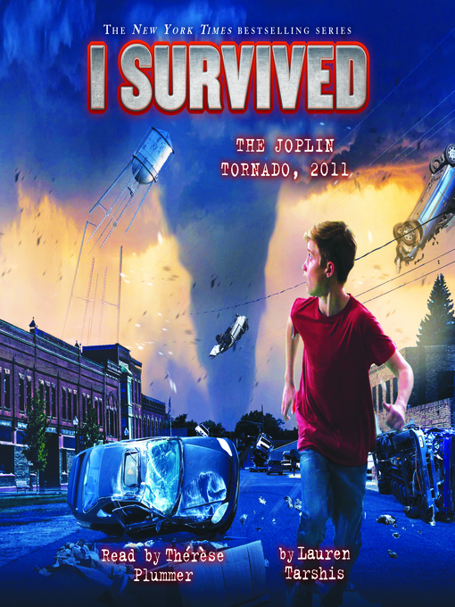 Title details for I Survived the Joplin Tornado, 2011 by Lauren Tarshis - Wait list