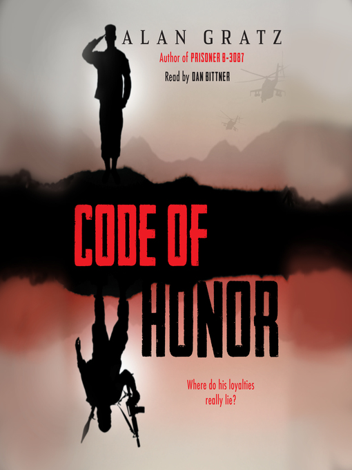 Title details for Code of Honor by Alan Gratz - Wait list