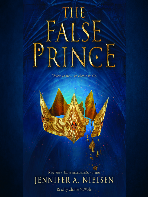 Cover of The False Prince