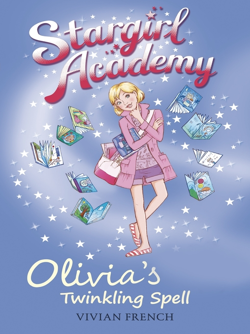 Cover of Stargirl Academy 6