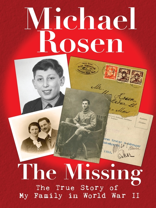 Title details for The Missing by Michael Rosen - Wait list