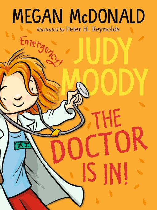 Cover of Judy Moody, M.D.: The Doctor Is In!