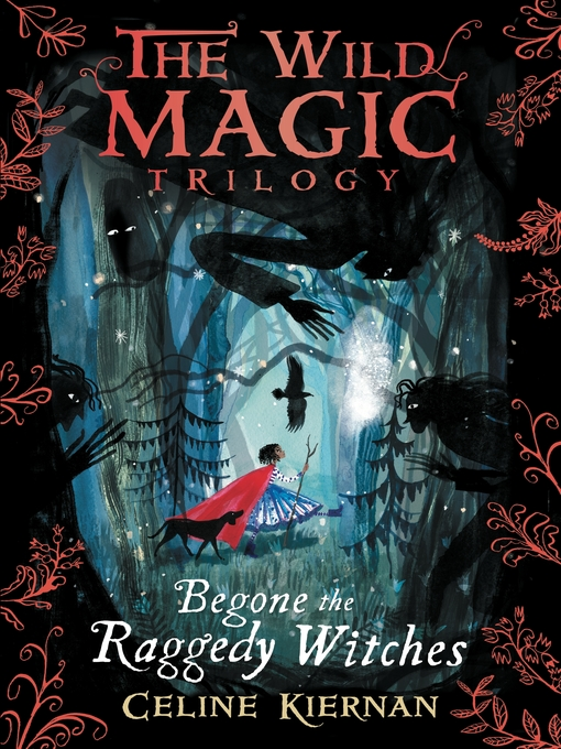 Cover image for Begone the Raggedy Witches