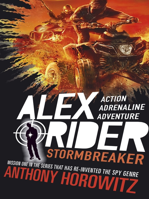 Stormbreaker Alex Rider Series, Book 1