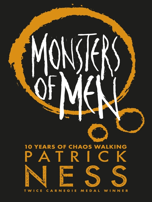 Monsters of Men Chaos Walking Series, Book 3