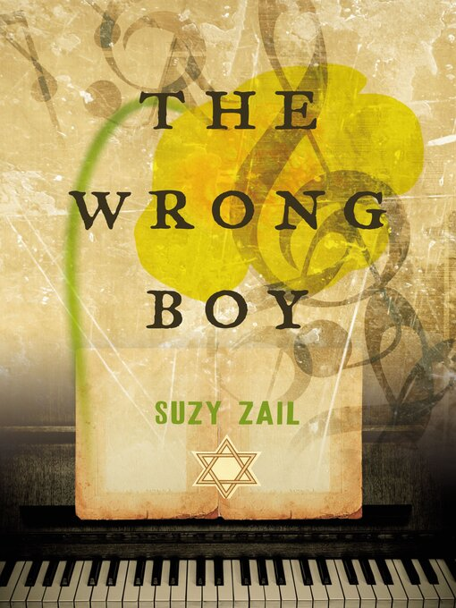 Cover of The Wrong Boy
