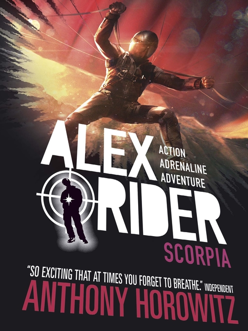 Title details for Scorpia by Anthony Horowitz - Wait list