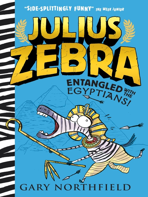 Title details for Entangled with the Egyptians! by Gary Northfield - Wait list