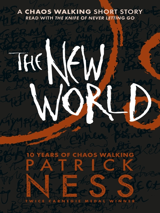 Title details for The New World by Patrick Ness - Available