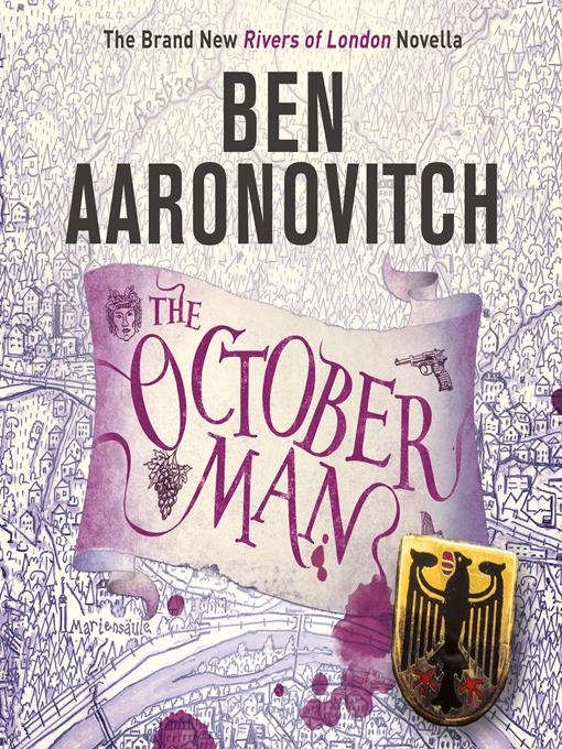 Title details for The October Man by Ben Aaronovitch - Wait list