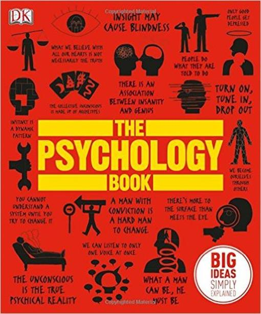 Title details for The Psychology Book by Nigel Benson - Available