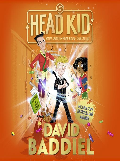 Title details for Head Kid by David Baddiel - Available