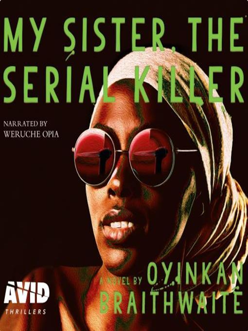 My Sister The Serial Killer Cover