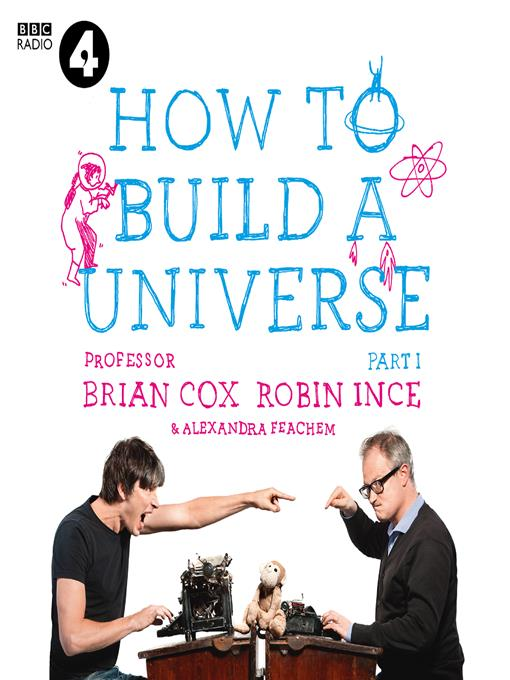 brian cox and robin ince book