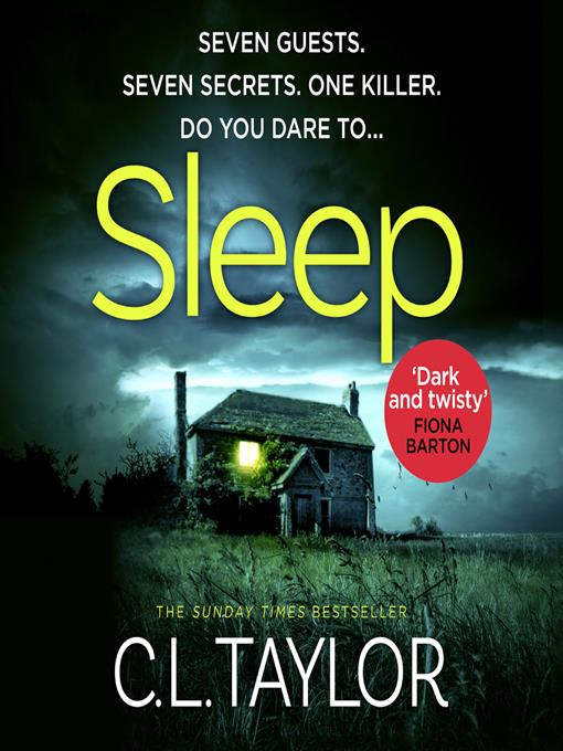Title details for Sleep by C.L. Taylor - Available