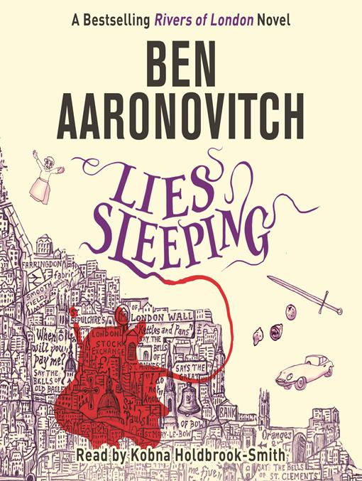 Title details for Lies Sleeping by Ben Aaronovitch - Available