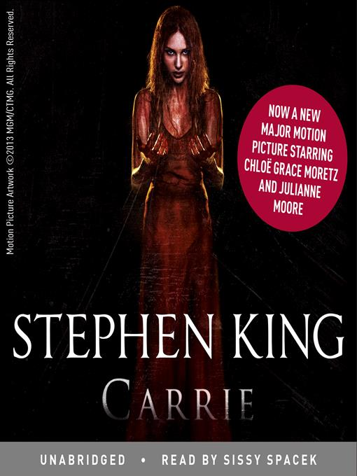 Title details for Carrie by Stephen King - Available