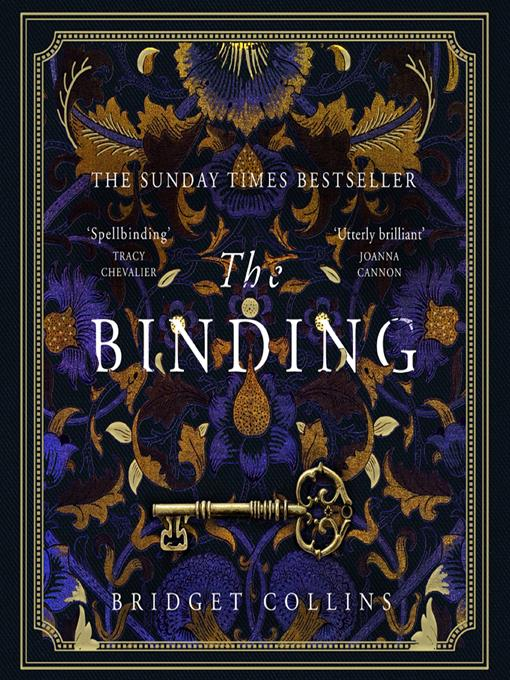 Title details for The Binding by Bridget Collins - Available