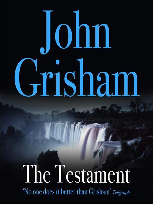 the testament john grisham epub