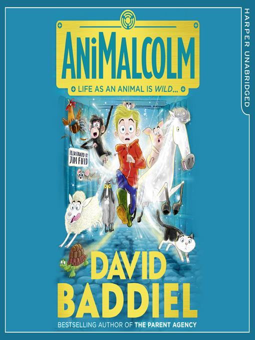 Title details for Animalcolm by David Baddiel - Available